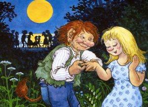 midsummer romance