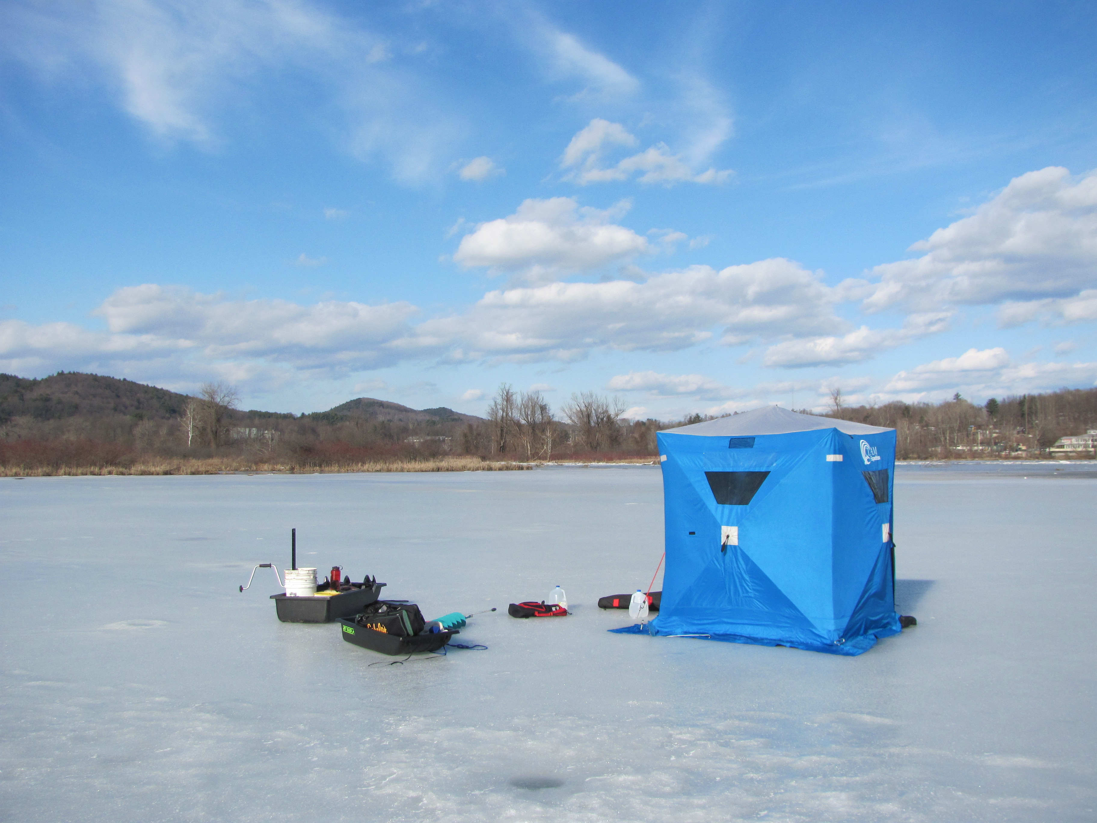1000 images about ice fishing on pinterest for Ice trek fish house