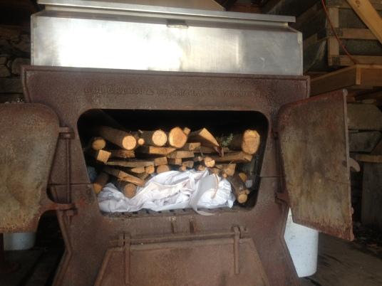 maple sugaring 9