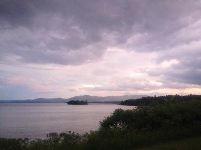 lake champlain camping 12