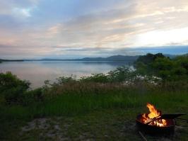 lake champlain camping 5