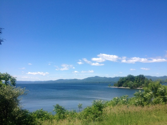 lake champlain camping 8