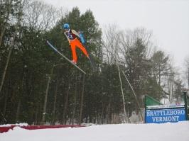 Harris Hill Ski Jump, Brattleboro, Vermont